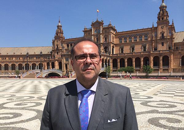 Joaquín Morales Administrador ARGOS
