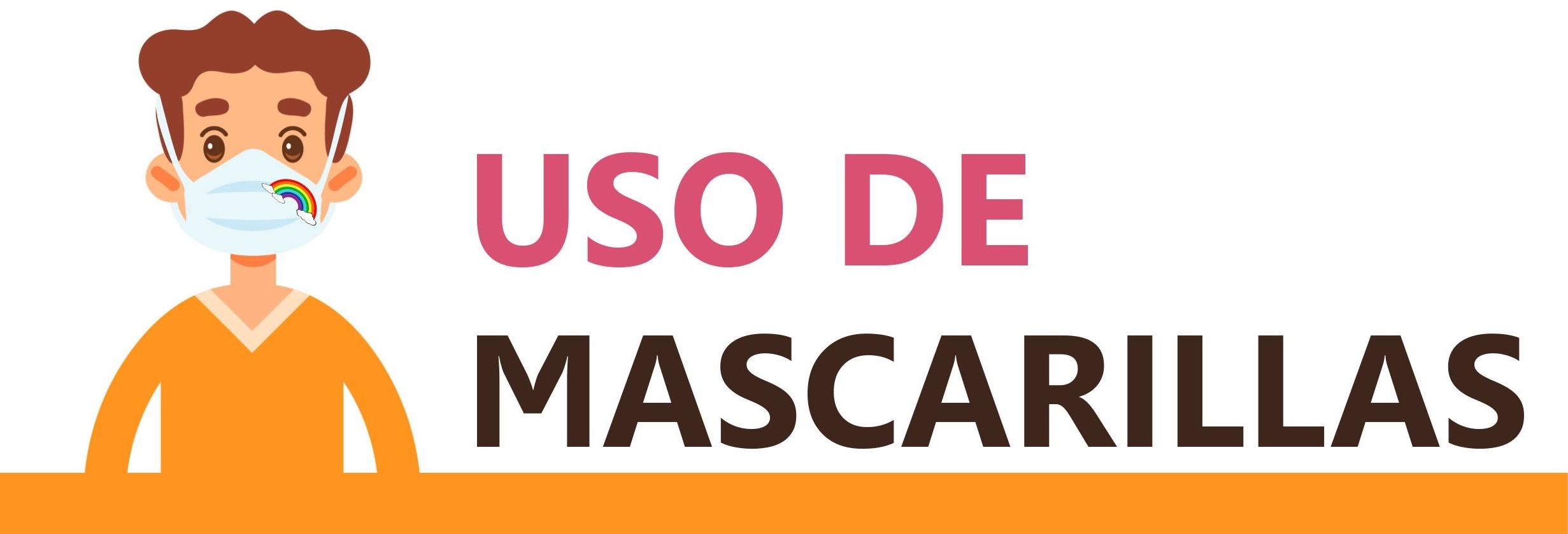 Uso obligatorio de mascarillas a partir del 21 de mayo