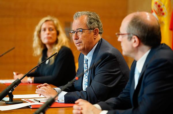La Comunidad de Madrid contempla cuatro escenarios para la vuelta al cole